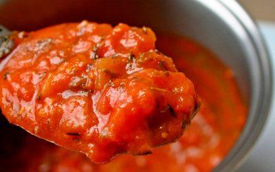 Tiempo de hacer salsa